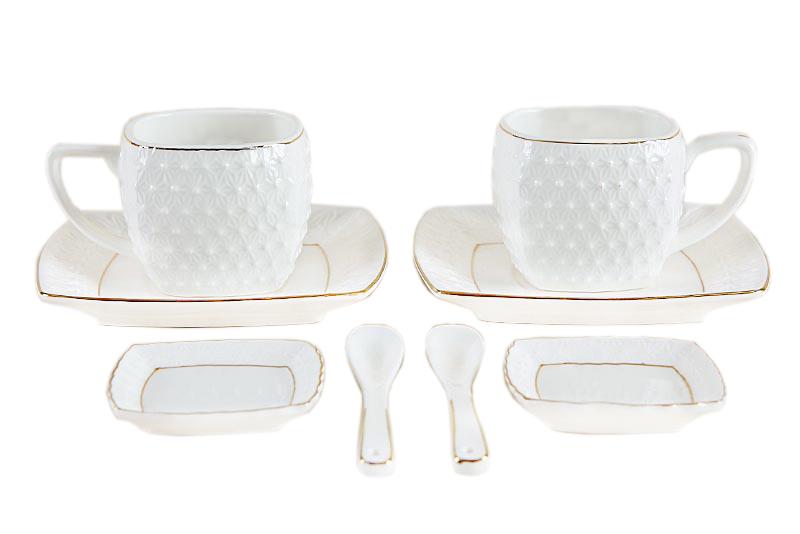Купить Набор чайный The snow Queen в интернет магазине дизайнерской мебели и аксессуаров для дома и дачи