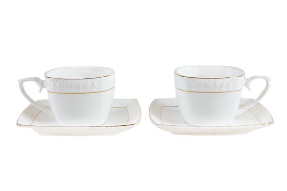 Купить Набор чайный The snow Queen квадрат в интернет магазине дизайнерской мебели и аксессуаров для дома и дачи