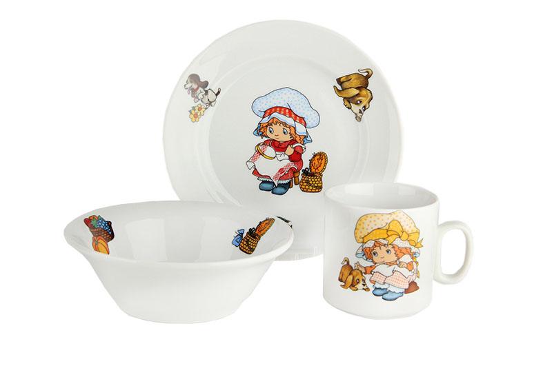 Купить Набор посуды Mother's help в интернет магазине дизайнерской мебели и аксессуаров для дома и дачи