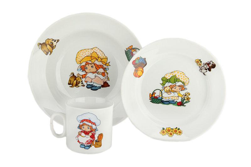 Купить Набор посуды Mother's help 2 в интернет магазине дизайнерской мебели и аксессуаров для дома и дачи