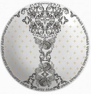 Купить Тарелка десертная Varvara Premium в интернет магазине дизайнерской мебели и аксессуаров для дома и дачи