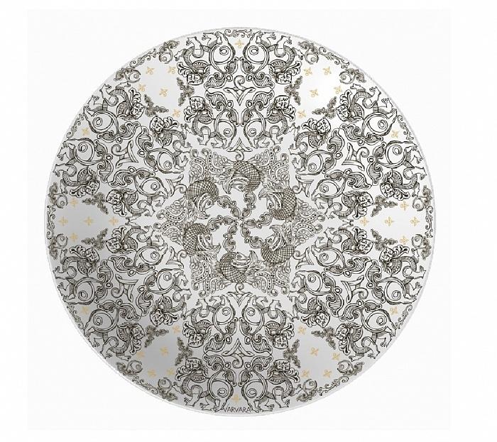 Купить Тарелка столовая Varvara Premium в интернет магазине дизайнерской мебели и аксессуаров для дома и дачи