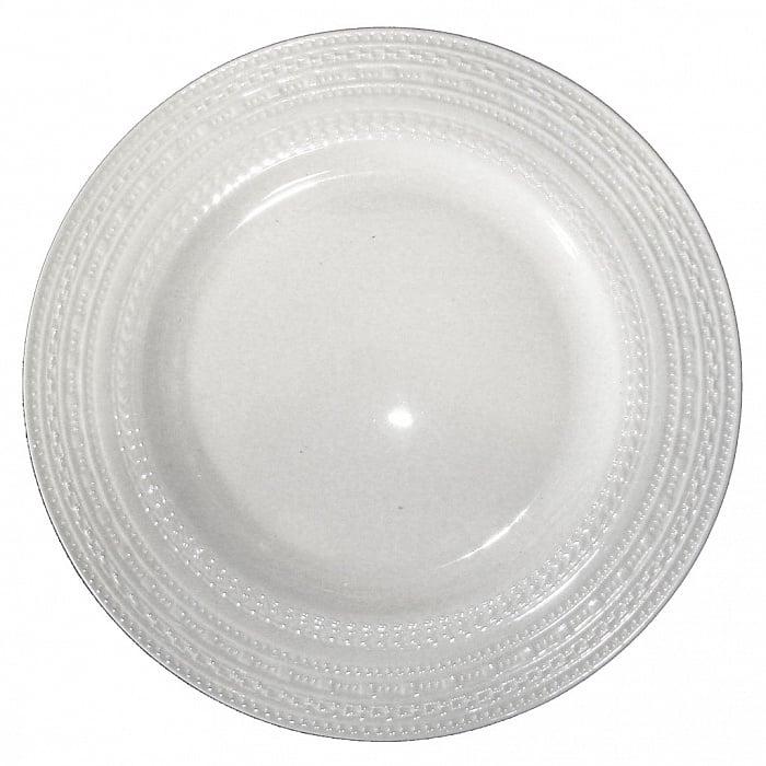 Купить Relief, тарелка столовая в интернет магазине дизайнерской мебели и аксессуаров для дома и дачи