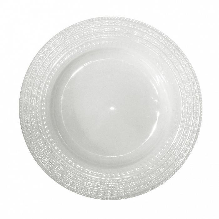 Купить Тарелка глубокая Relief в интернет магазине дизайнерской мебели и аксессуаров для дома и дачи