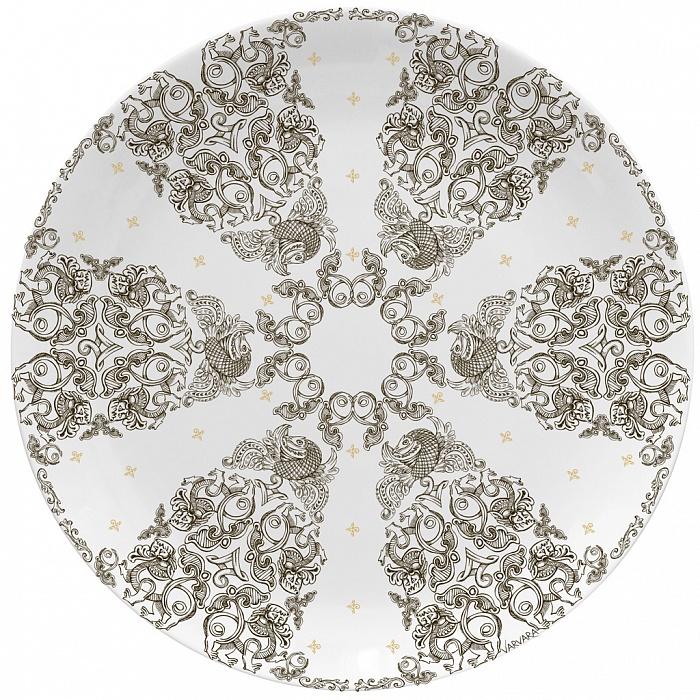 Купить Блюдо Varvara в интернет магазине дизайнерской мебели и аксессуаров для дома и дачи