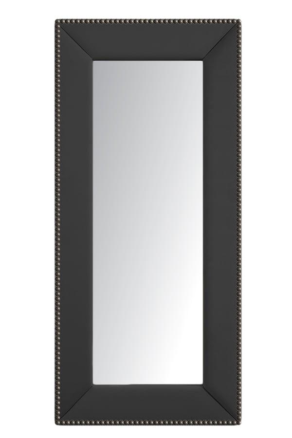 Купить Зеркало напольное с гвоздиками Серое в интернет магазине дизайнерской мебели и аксессуаров для дома и дачи