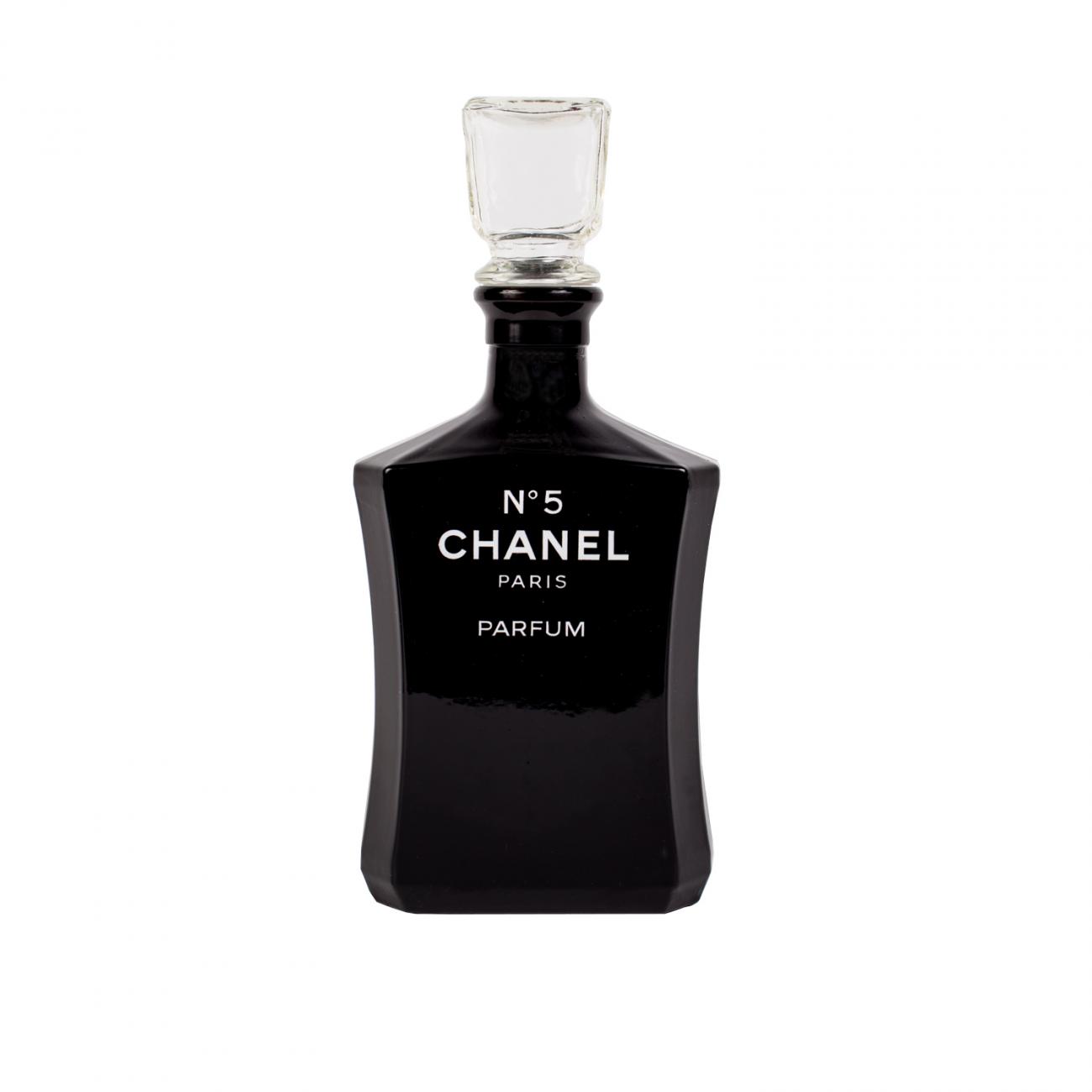 Купить Бутыль Chanel tower Black в интернет магазине дизайнерской мебели и аксессуаров для дома и дачи
