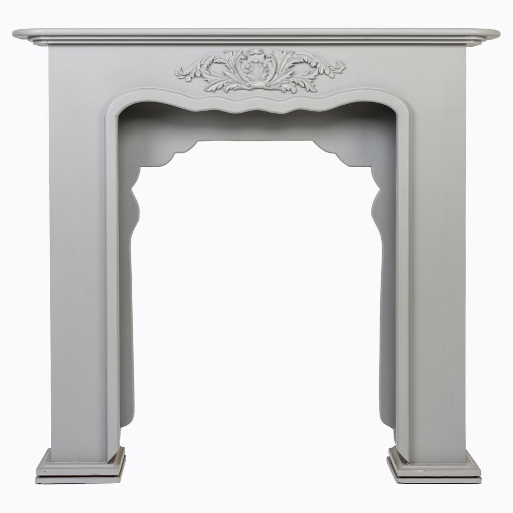Купить Каминный портал «Венсен Грэй» в интернет магазине дизайнерской мебели и аксессуаров для дома и дачи