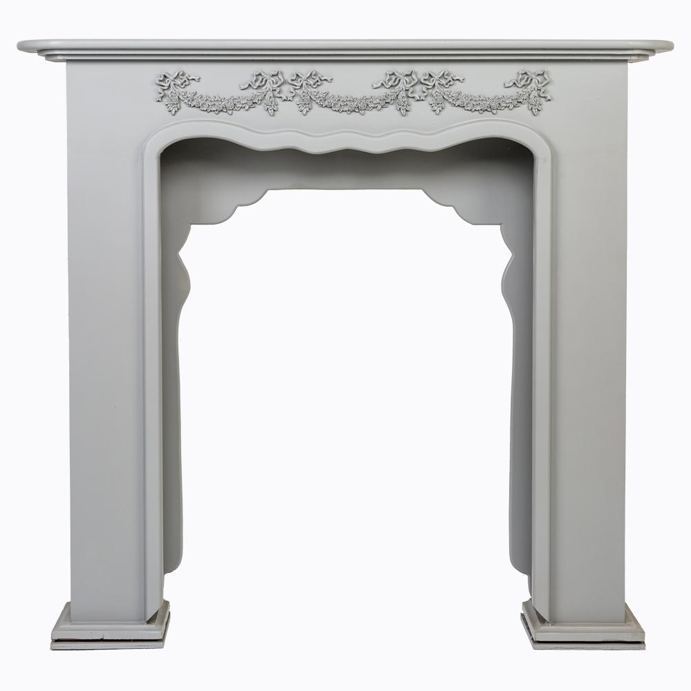 Купить Каминный портал «Жарден Грэй» в интернет магазине дизайнерской мебели и аксессуаров для дома и дачи