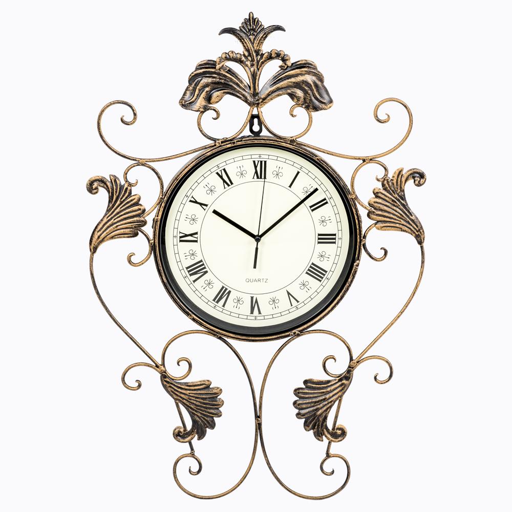 Купить Настенные часы «Нанси» Бронза в интернет магазине дизайнерской мебели и аксессуаров для дома и дачи