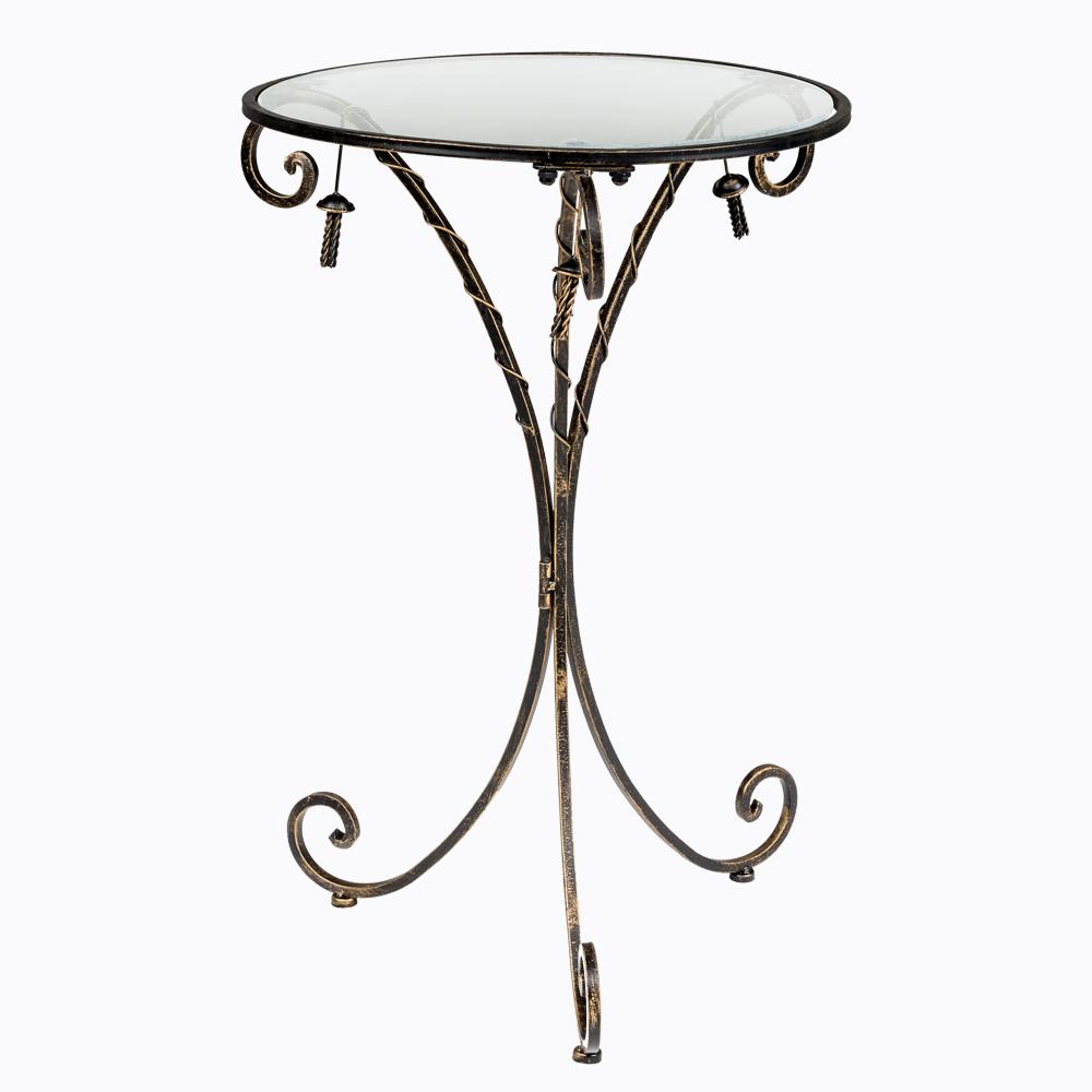 Купить Кофейный столик «Бельфор» Бронза в интернет магазине дизайнерской мебели и аксессуаров для дома и дачи