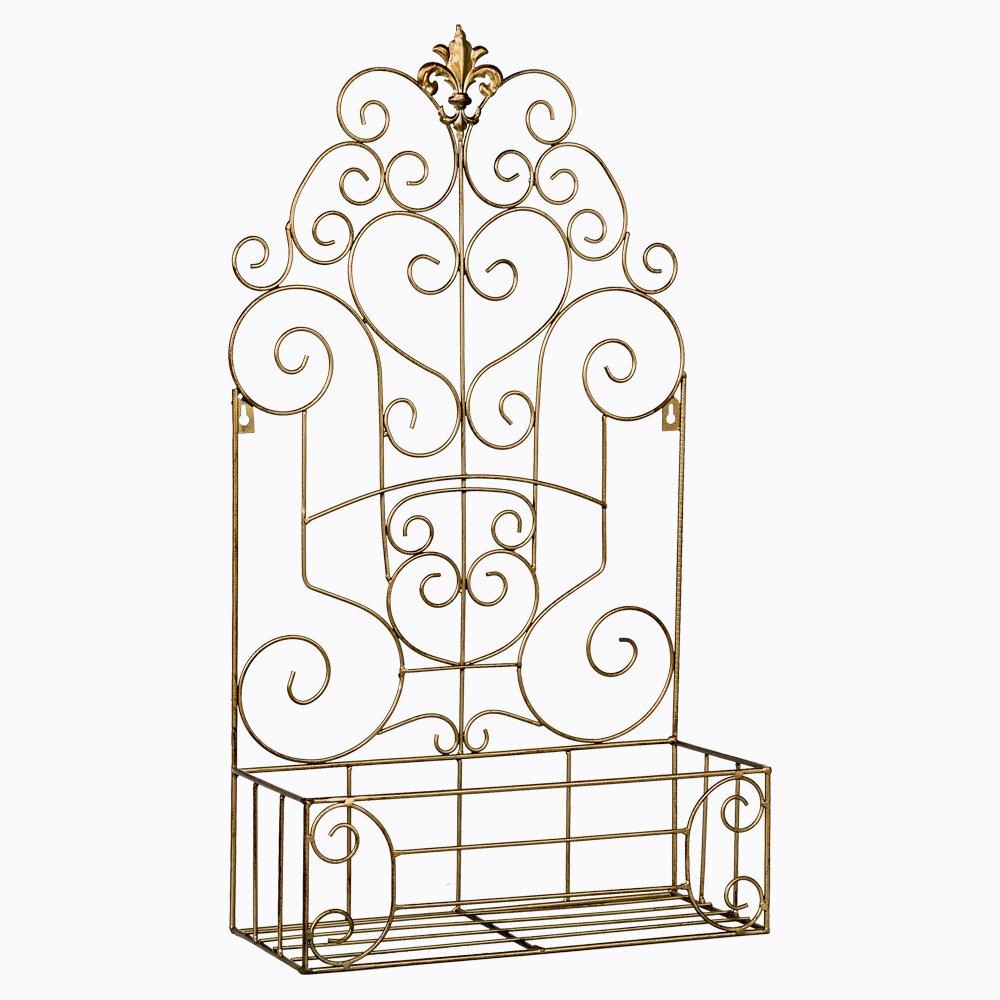 Купить Полка-жардиньерка «Люксембургский сад» ХL в интернет магазине дизайнерской мебели и аксессуаров для дома и дачи
