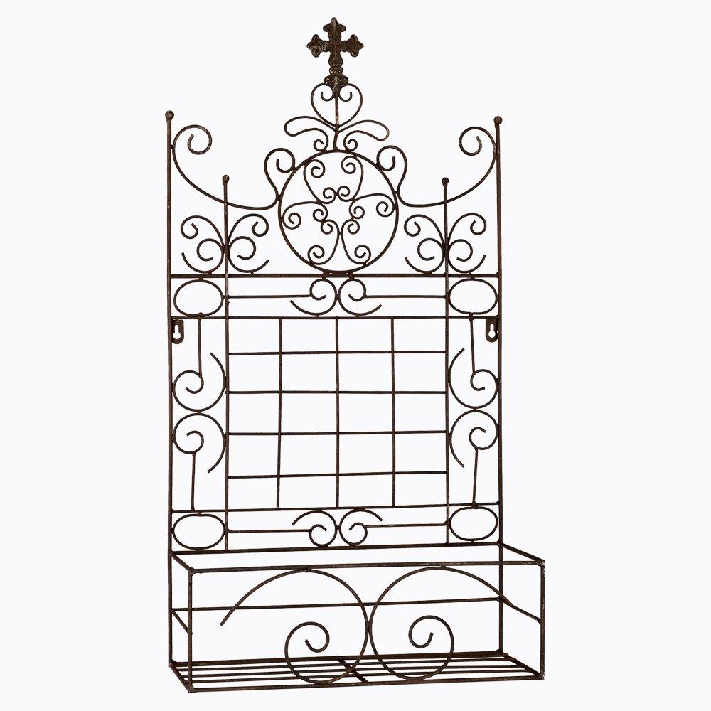 Купить Полка-жардиньерка «Пале-Рояль» ХL в интернет магазине дизайнерской мебели и аксессуаров для дома и дачи