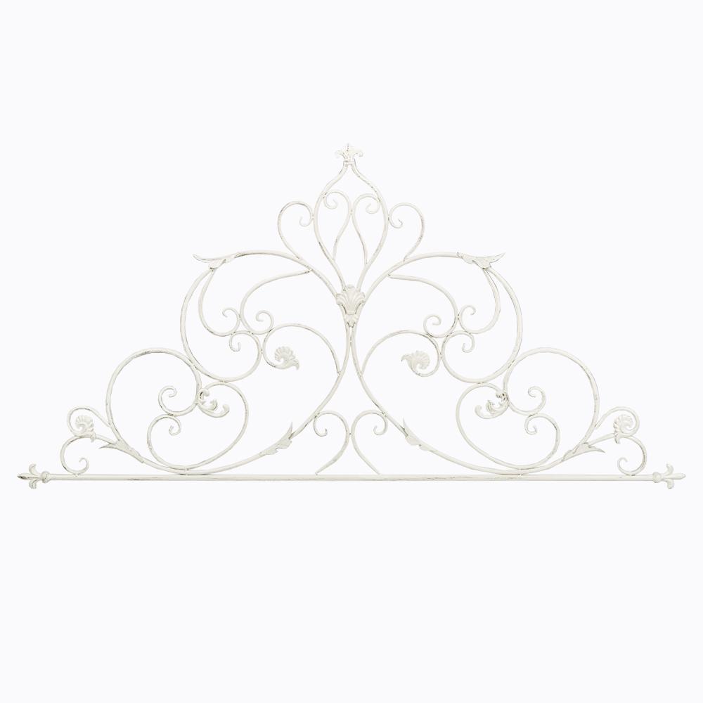 Купить Декоративное панно «Фонтейн» Белая в интернет магазине дизайнерской мебели и аксессуаров для дома и дачи