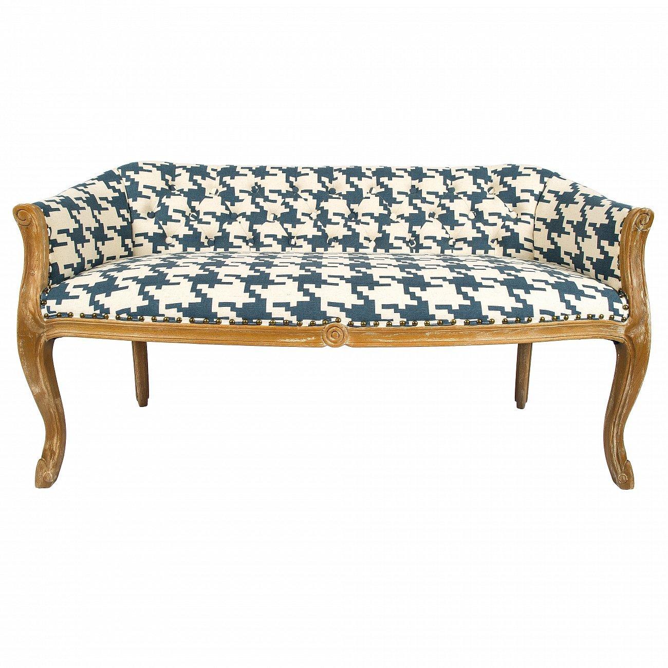 Купить Диванетка «Биарриц Гленчек» в интернет магазине дизайнерской мебели и аксессуаров для дома и дачи