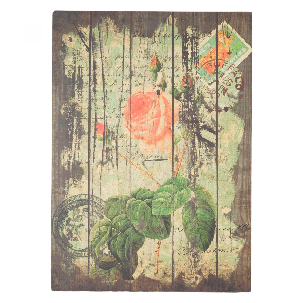 Декоративная панель Flores LightДекор стен<br>Декоративный постер: настенный деревянный <br>(ель), цветная печать<br><br>Цвет: Разноцветный<br>Материал: Дерево<br>Вес кг: 1,8<br>Длина см: 50<br>Ширина см: 3<br>Высота см: 70