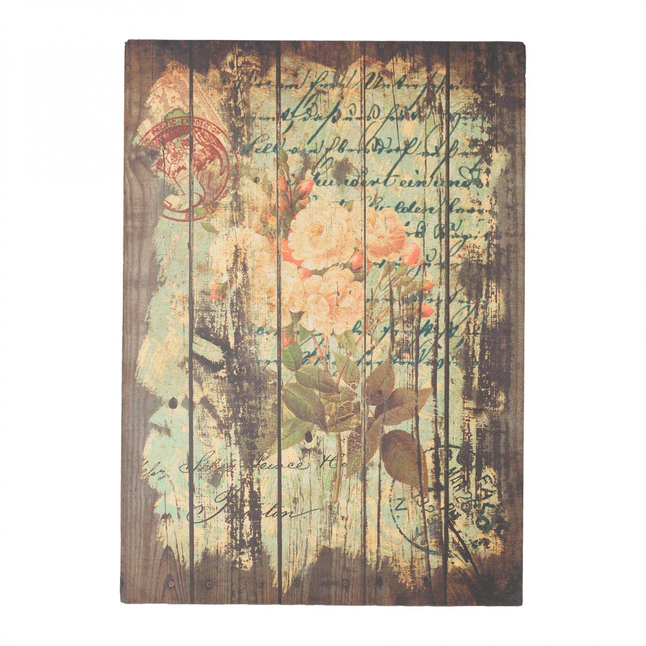 Купить Декоративная панель Flores Rose в интернет магазине дизайнерской мебели и аксессуаров для дома и дачи