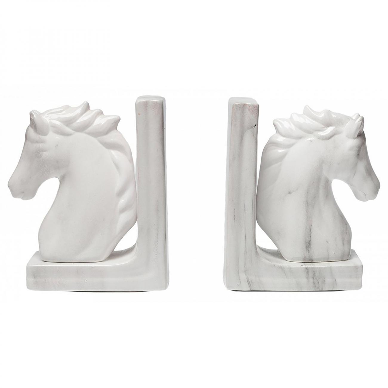 Купить Набор держателей для книг Horses в интернет магазине дизайнерской мебели и аксессуаров для дома и дачи