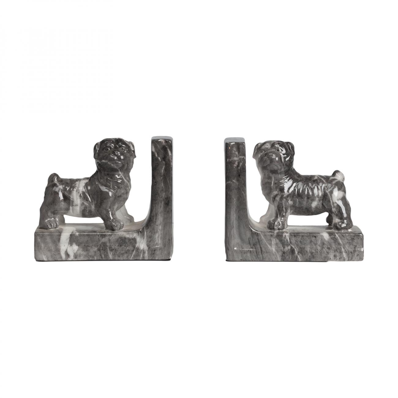 Купить Набор держателей для книг Doggies в интернет магазине дизайнерской мебели и аксессуаров для дома и дачи