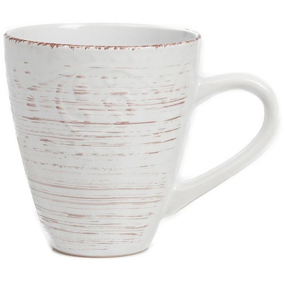 Кружка La Cebra КремоваяКружки<br><br><br>Цвет: Бежевый<br>Материал: Керамика<br>Вес кг: 0,35<br>Длина см: 13<br>Ширина см: 10<br>Высота см: 10