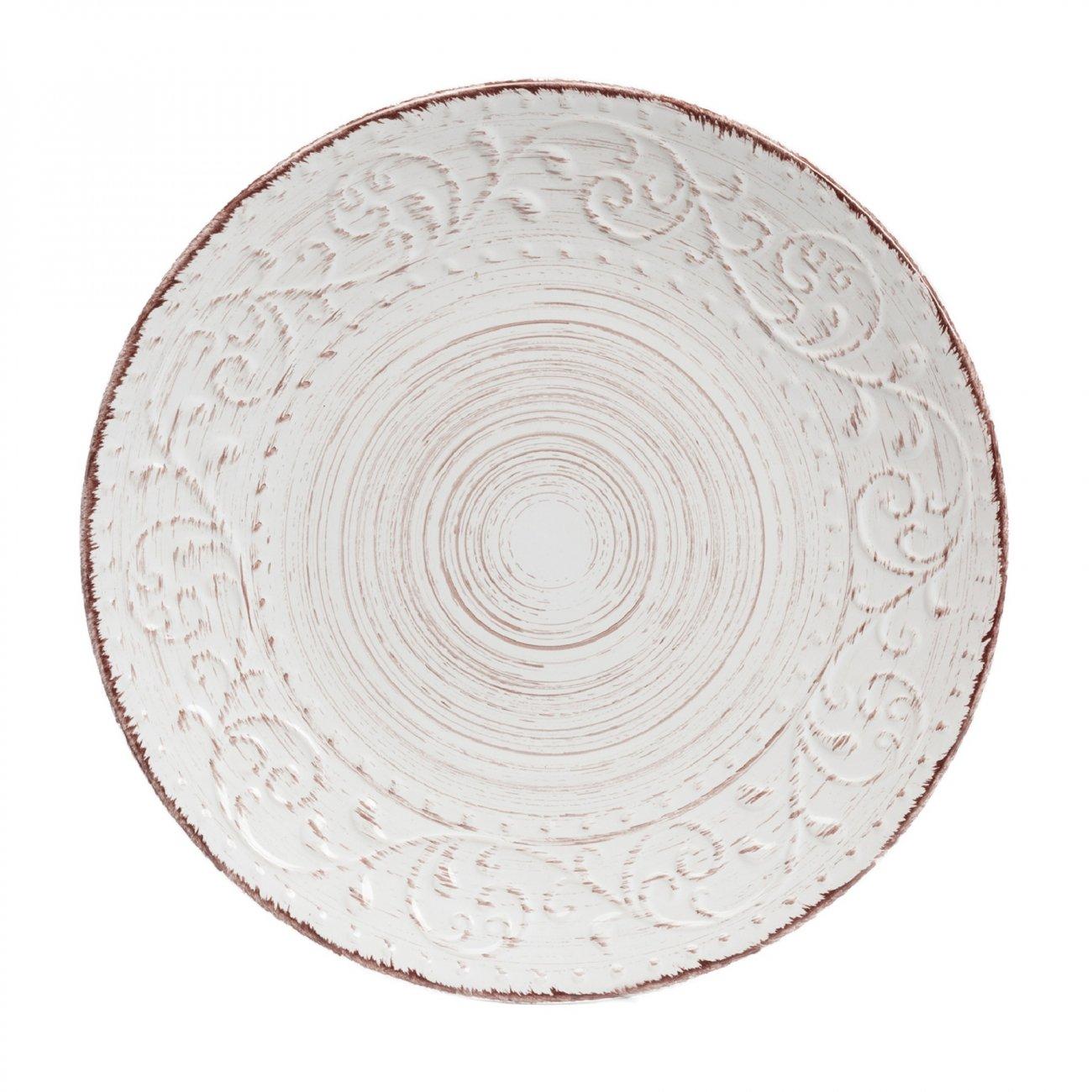 Купить Салатник порционный La Cebra Кремовая в интернет магазине дизайнерской мебели и аксессуаров для дома и дачи