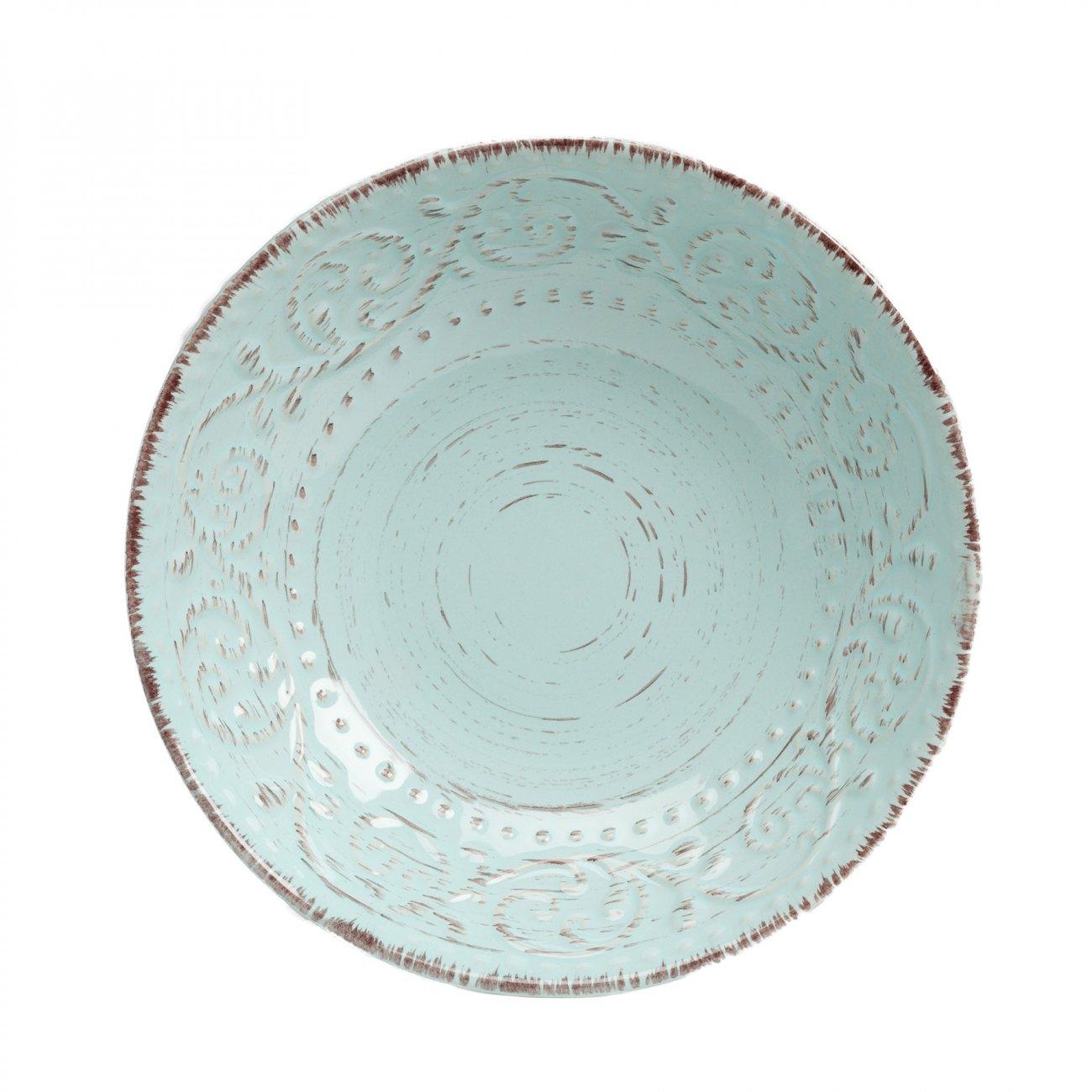 Купить Салатник порционный La Cebra Голубая в интернет магазине дизайнерской мебели и аксессуаров для дома и дачи