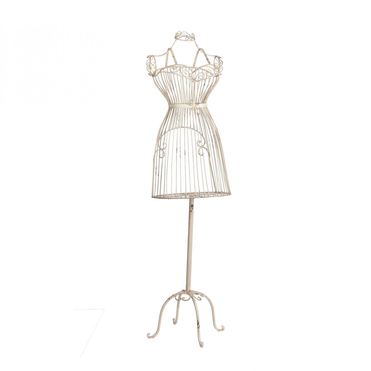 Купить Репродукция манекена Monroe Кремовый в интернет магазине дизайнерской мебели и аксессуаров для дома и дачи