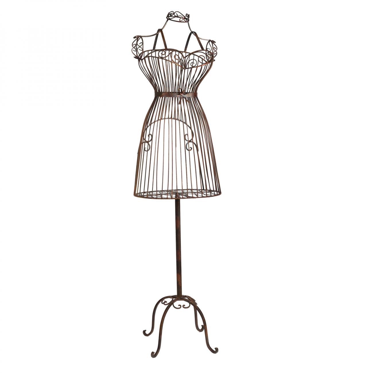 Купить Репродукция манекена Monroe Чёрный в интернет магазине дизайнерской мебели и аксессуаров для дома и дачи
