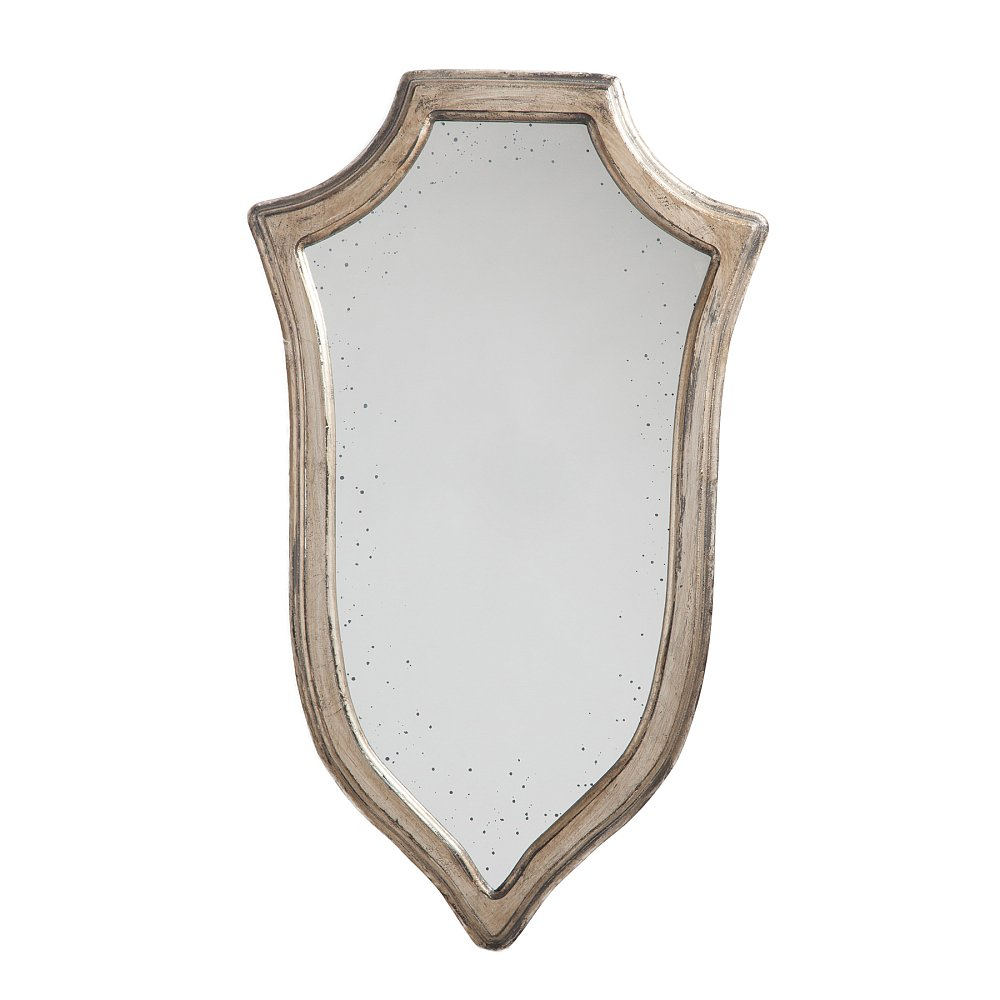 Зеркало Dallas БольшоеЗеркала<br><br><br>Цвет: Серый<br>Материал: МДФ<br>Вес кг: 3,3<br>Длина см: 47<br>Ширина см: 2<br>Высота см: 80
