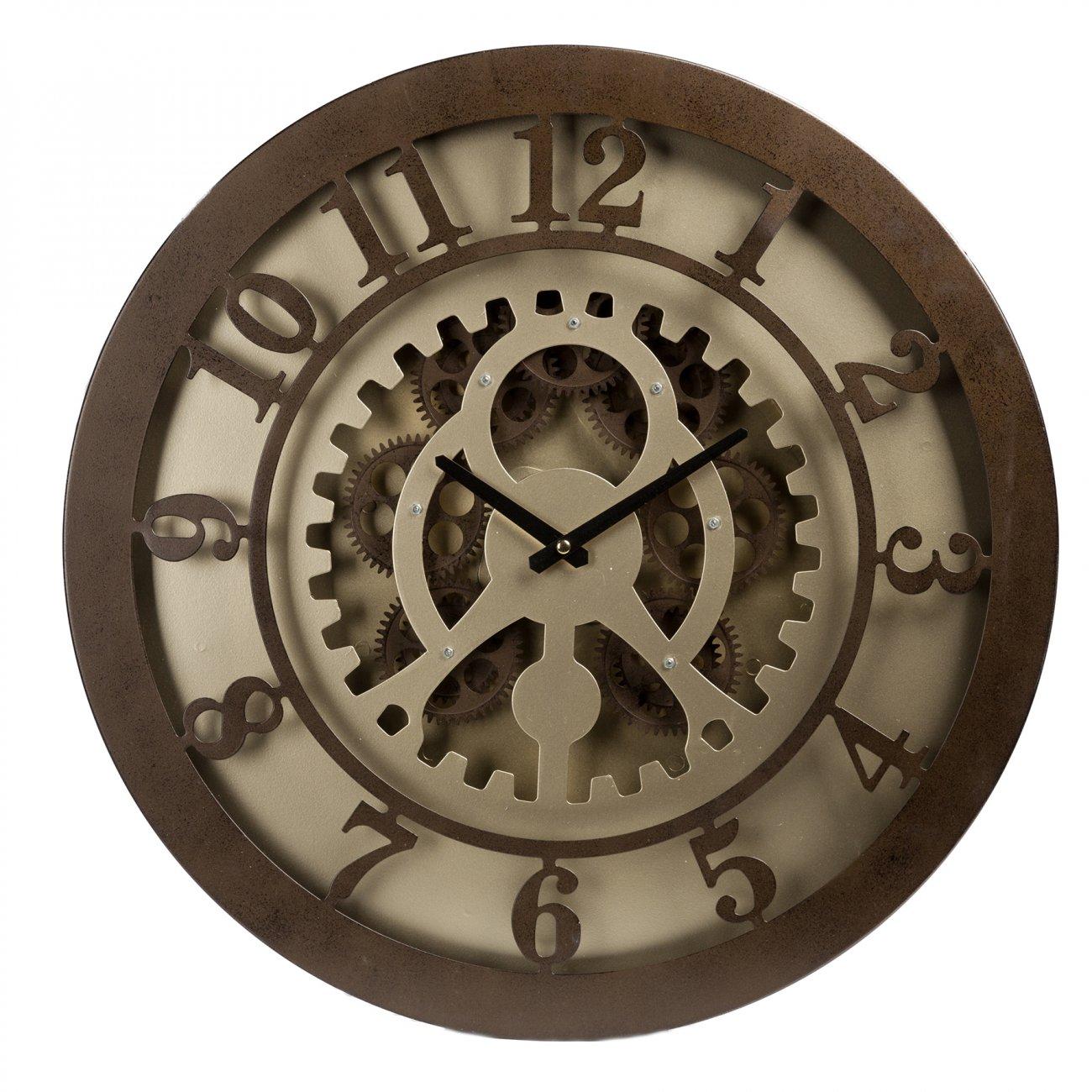 Купить Часы настенные Hepburn в интернет магазине дизайнерской мебели и аксессуаров для дома и дачи