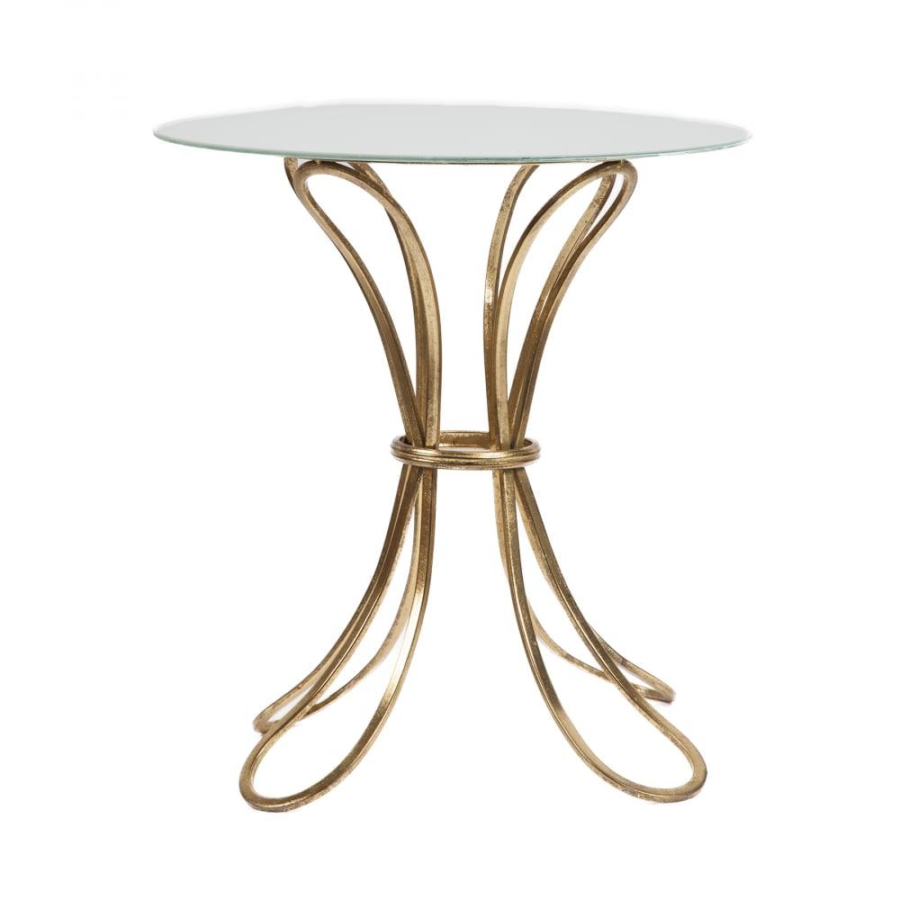 Кофейный столик InessКофейные и журнальные столы<br><br><br>Цвет: Белый<br>Материал: Металл, Стекло<br>Вес кг: 3,9<br>Длина см: 44<br>Ширина см: 44<br>Высота см: 47