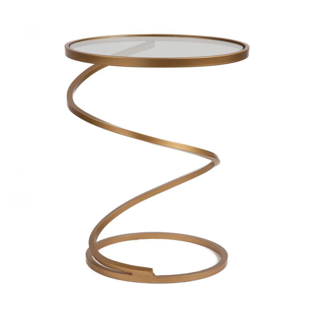 Кофейный столик JoplinКофейные и журнальные столы<br><br><br>Цвет: Прозрачный<br>Материал: Металл, Стекло<br>Вес кг: 6<br>Длина см: 42<br>Ширина см: 42<br>Высота см: 50,5
