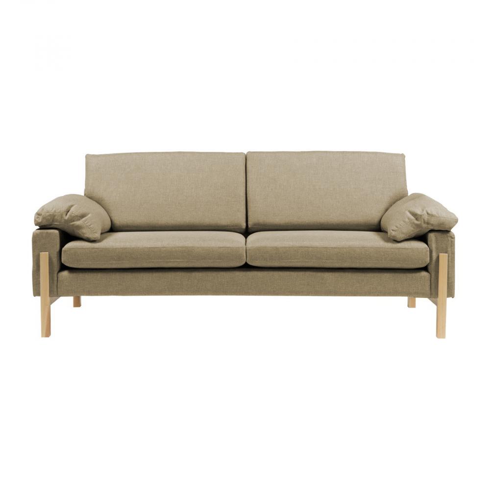 Диван Como Sofa Лён МолочныйДиваны<br>Изысканный диван Como Sofa станет превосходным <br>украшением вашей гостиной или любой другой <br>комнаты дома. Цветовое и дизайнерское решение <br>позволяют такому предмету мебели украсить <br>собой как классический, так и современный <br>интерьер, а, благодаря небольшим размерам, <br>диван не будет делать комнату громоздкой <br>и даже наоборот — поможет визуально сделать <br>пространство больше. Удобный и мягкий — <br>он непременно вам понравится.<br><br>Цвет: Молочный<br>Материал: Ткань, Дерево<br>Вес кг: None<br>Длина см: 200<br>Ширина см: 85<br>Высота см: 80