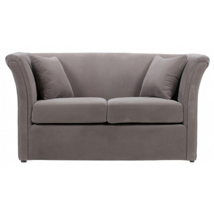 Купить Диван Hollis Бежевый Велюр в интернет магазине дизайнерской мебели и аксессуаров для дома и дачи