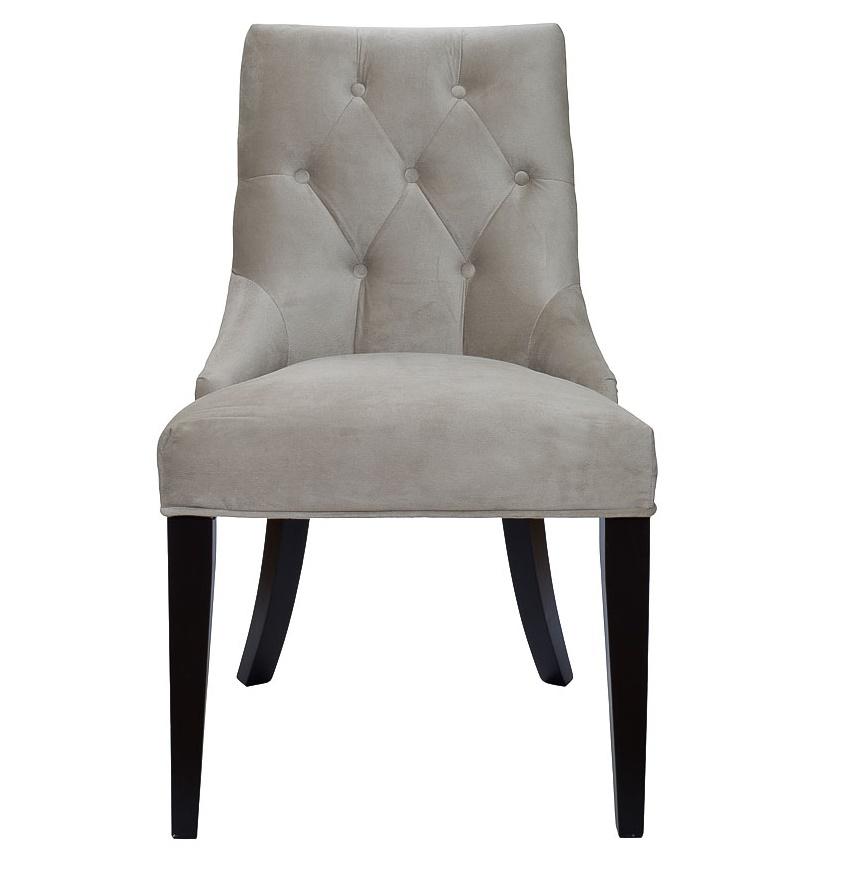 Купить Стул Calma Бежевый Велюр в интернет магазине дизайнерской мебели и аксессуаров для дома и дачи
