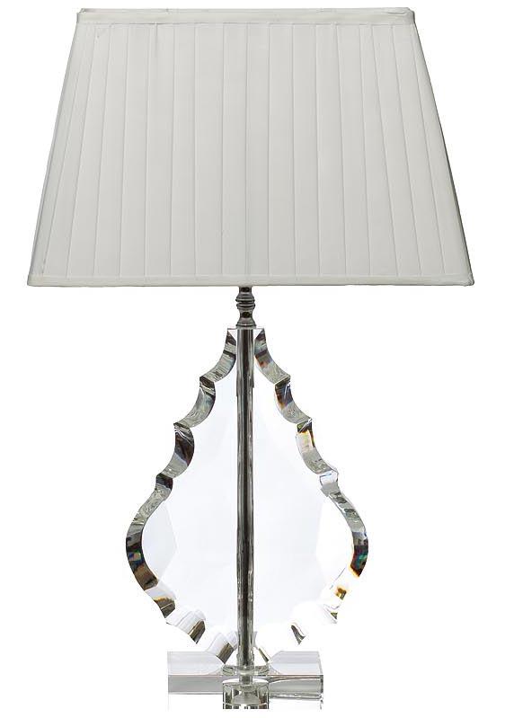 Купить Лампа настольная Kiera White в интернет магазине дизайнерской мебели и аксессуаров для дома и дачи