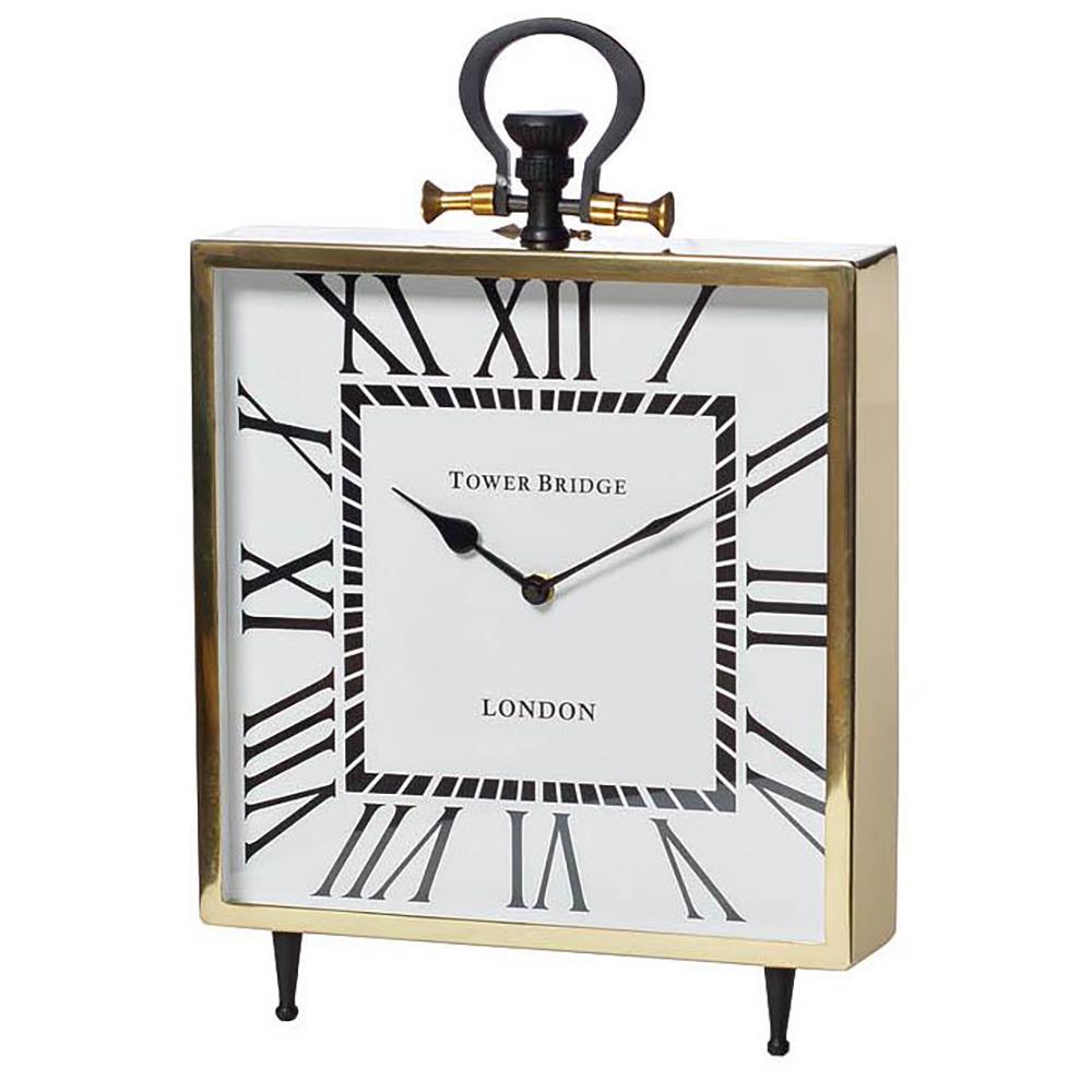Купить Часы настольные Tower Bridge в интернет магазине дизайнерской мебели и аксессуаров для дома и дачи