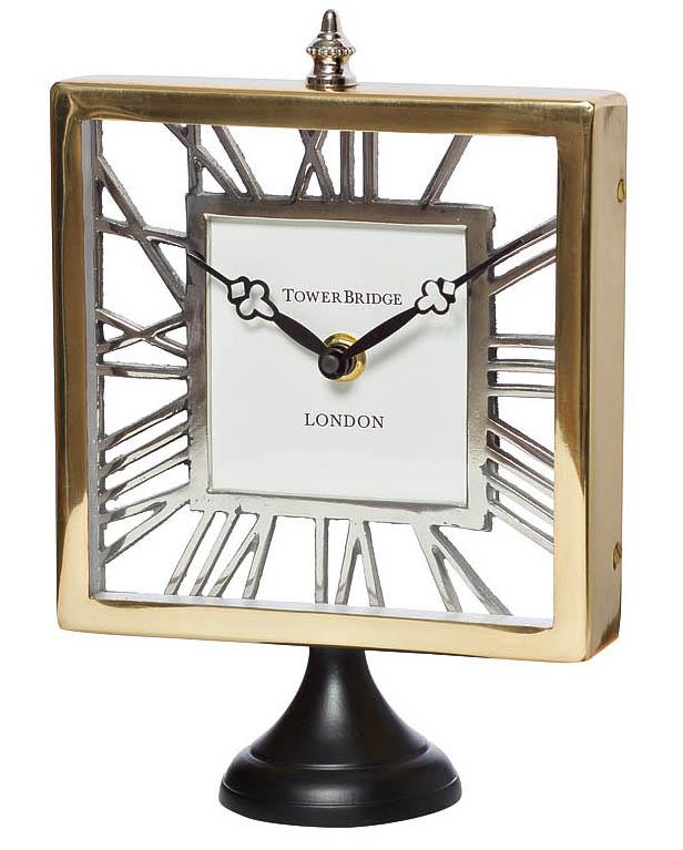 Купить Часы настольные на подставкеTower Bridge в интернет магазине дизайнерской мебели и аксессуаров для дома и дачи