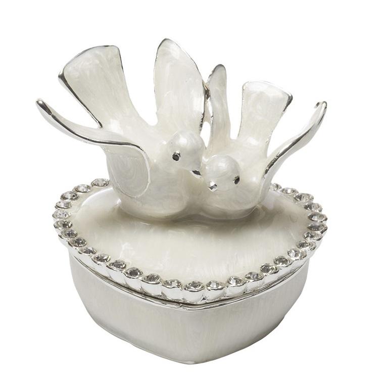 Купить Шкатулка для украшений Love в интернет магазине дизайнерской мебели и аксессуаров для дома и дачи