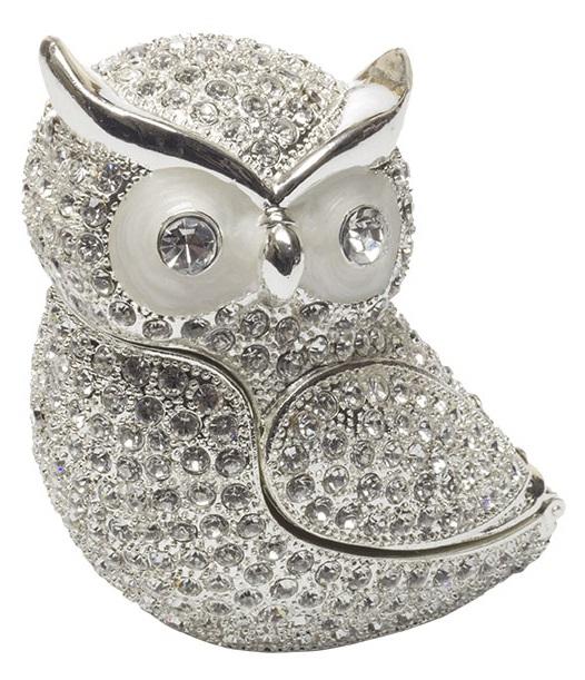 Купить Шкатулка для украшений Owl в интернет магазине дизайнерской мебели и аксессуаров для дома и дачи