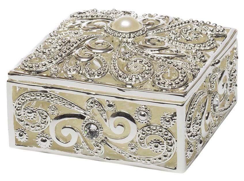 Купить Шкатулка для украшений Vintage в интернет магазине дизайнерской мебели и аксессуаров для дома и дачи