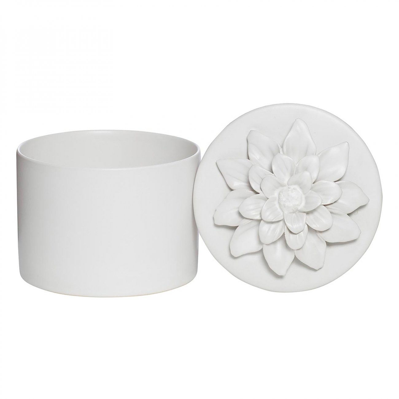 Купить Шкатулка для украшений White II в интернет магазине дизайнерской мебели и аксессуаров для дома и дачи
