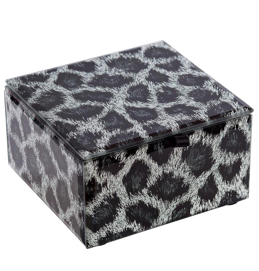 Купить Шкатулка Silver II в интернет магазине дизайнерской мебели и аксессуаров для дома и дачи