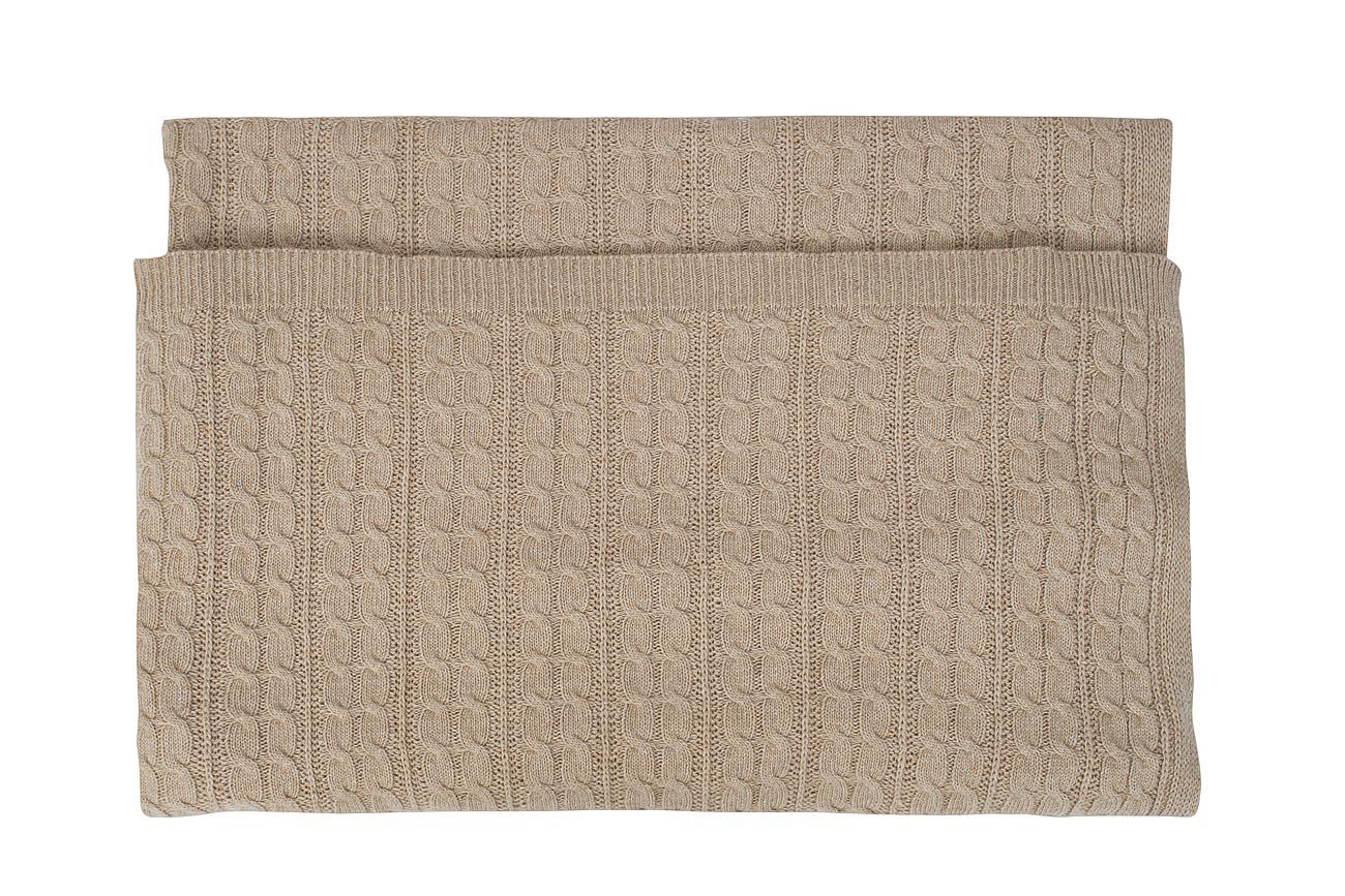 Купить Плед вязаный SALMA в интернет магазине дизайнерской мебели и аксессуаров для дома и дачи