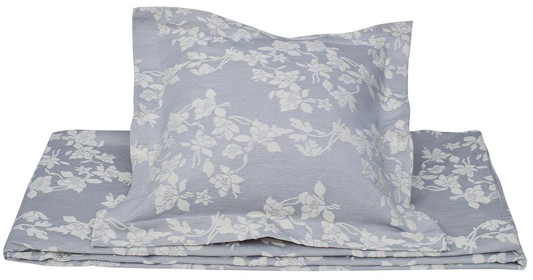 Купить Наволочка BIANCA декоративная Серая в интернет магазине дизайнерской мебели и аксессуаров для дома и дачи