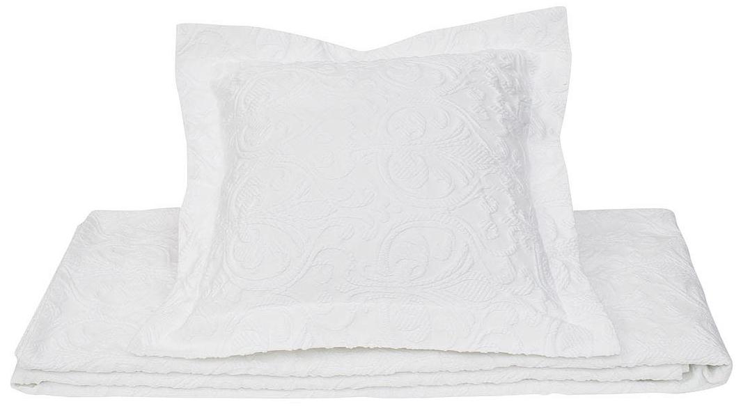 Купить Наволочка GOLD декоративная Белая в интернет магазине дизайнерской мебели и аксессуаров для дома и дачи