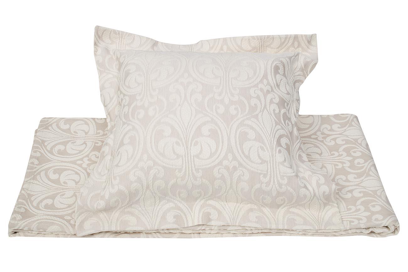 Купить Наволочка GOLD декоративна Бежевая в интернет магазине дизайнерской мебели и аксессуаров для дома и дачи