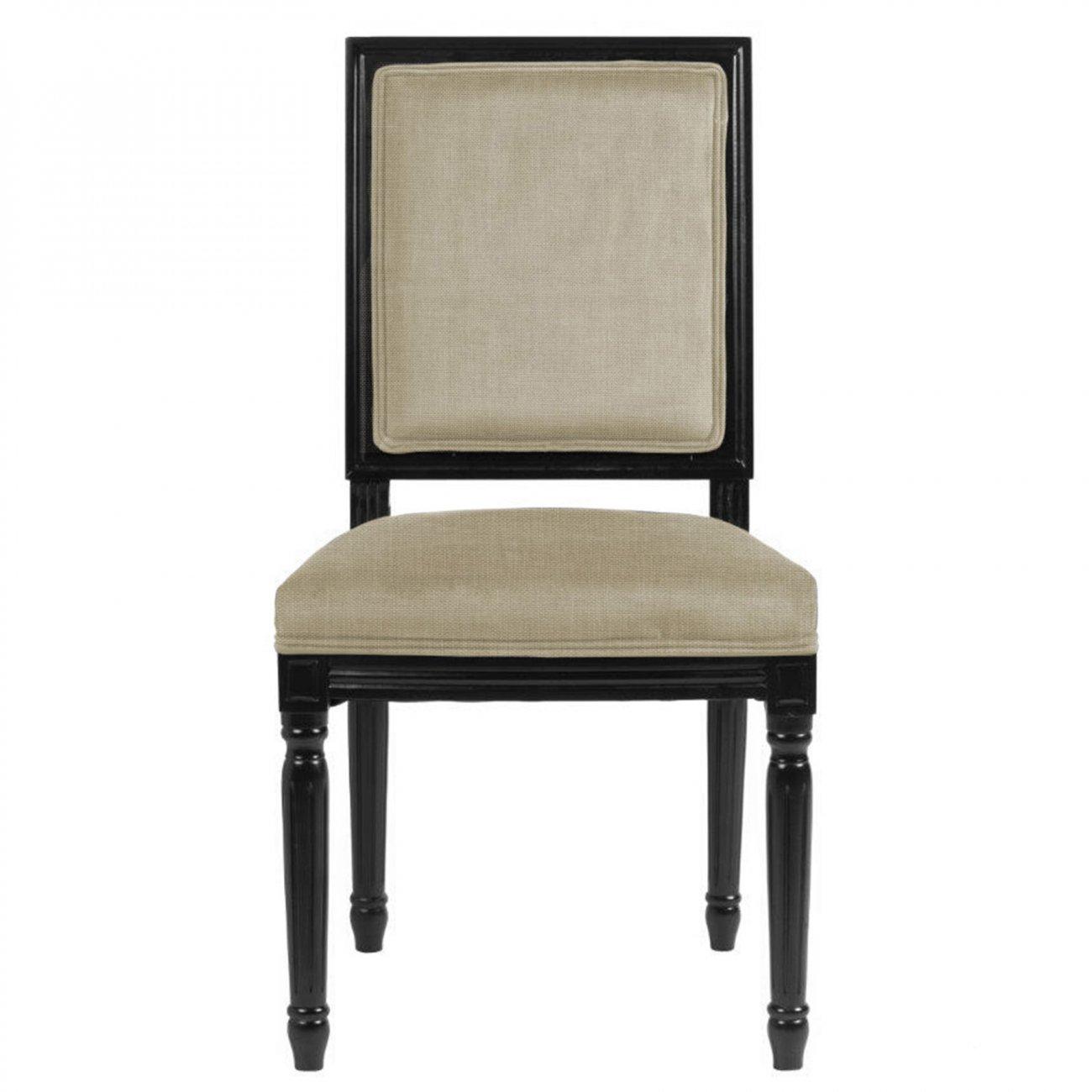 Купить Стул Overture Лён Молочный в интернет магазине дизайнерской мебели и аксессуаров для дома и дачи