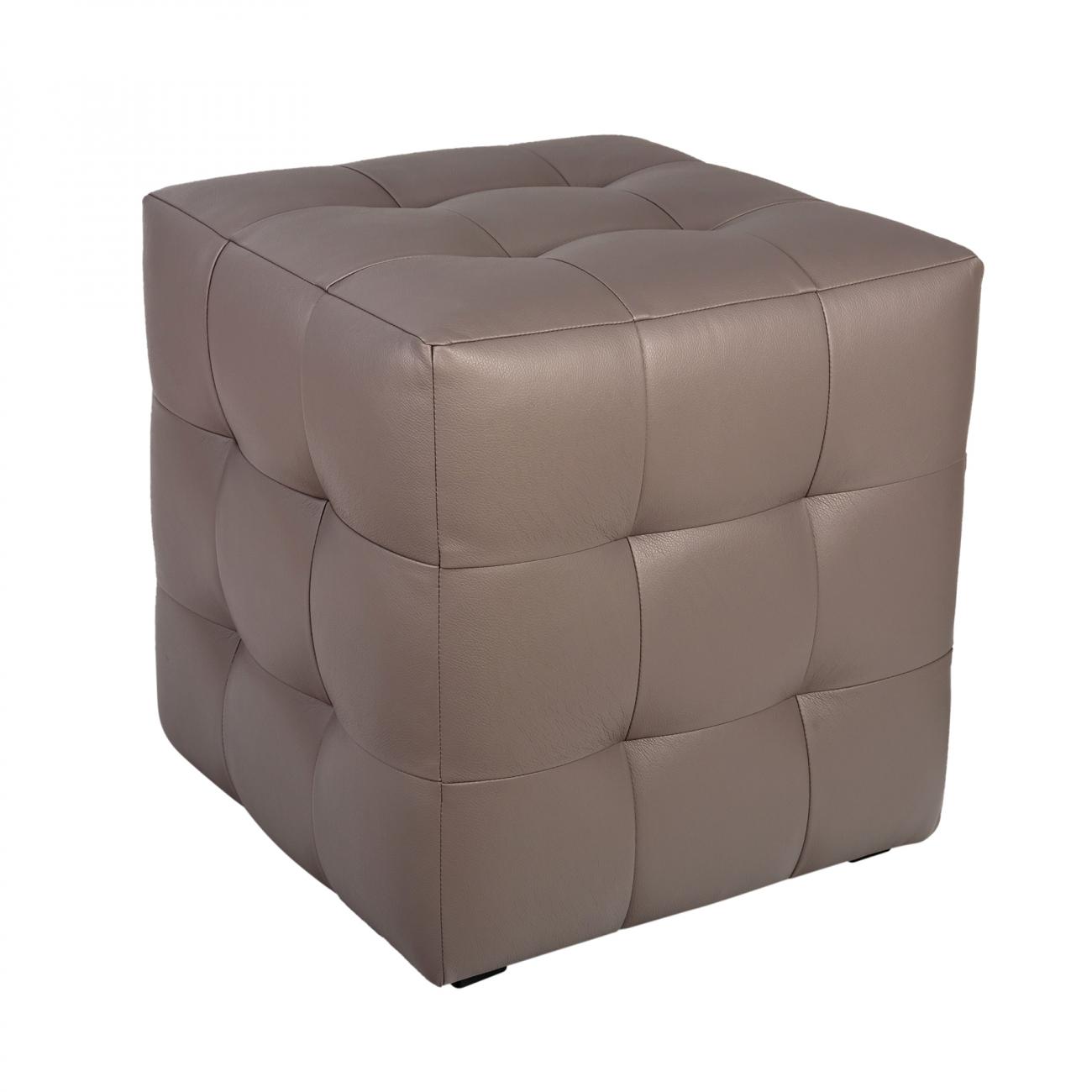 Купить Пуф Руби Серый в интернет магазине дизайнерской мебели и аксессуаров для дома и дачи