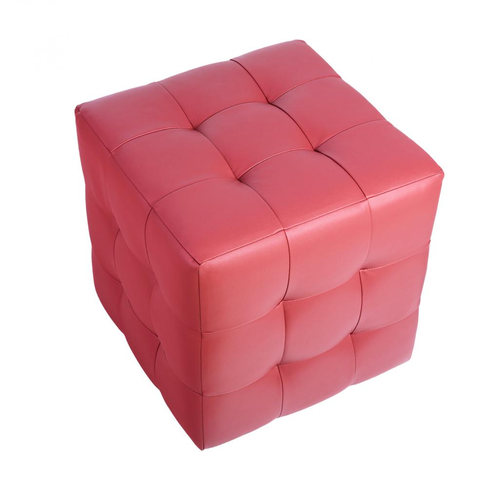 Пуф Руби Розовый М